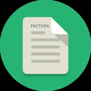 nuestros servicios - factura icon - Nuestros Servicios