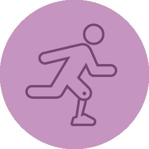 nuestros servicios - icon service prosthetics orthotics - Nuestros Servicios